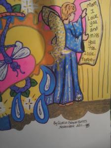 ARTWORK BY GLORIA FAYE BROWN BATES